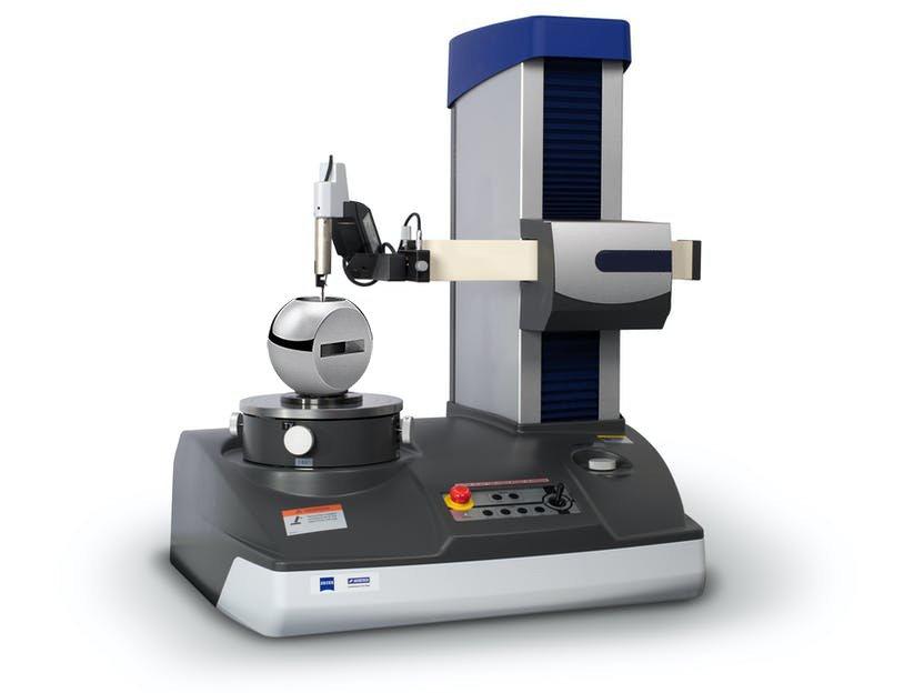 valve-ball-roundness-tester