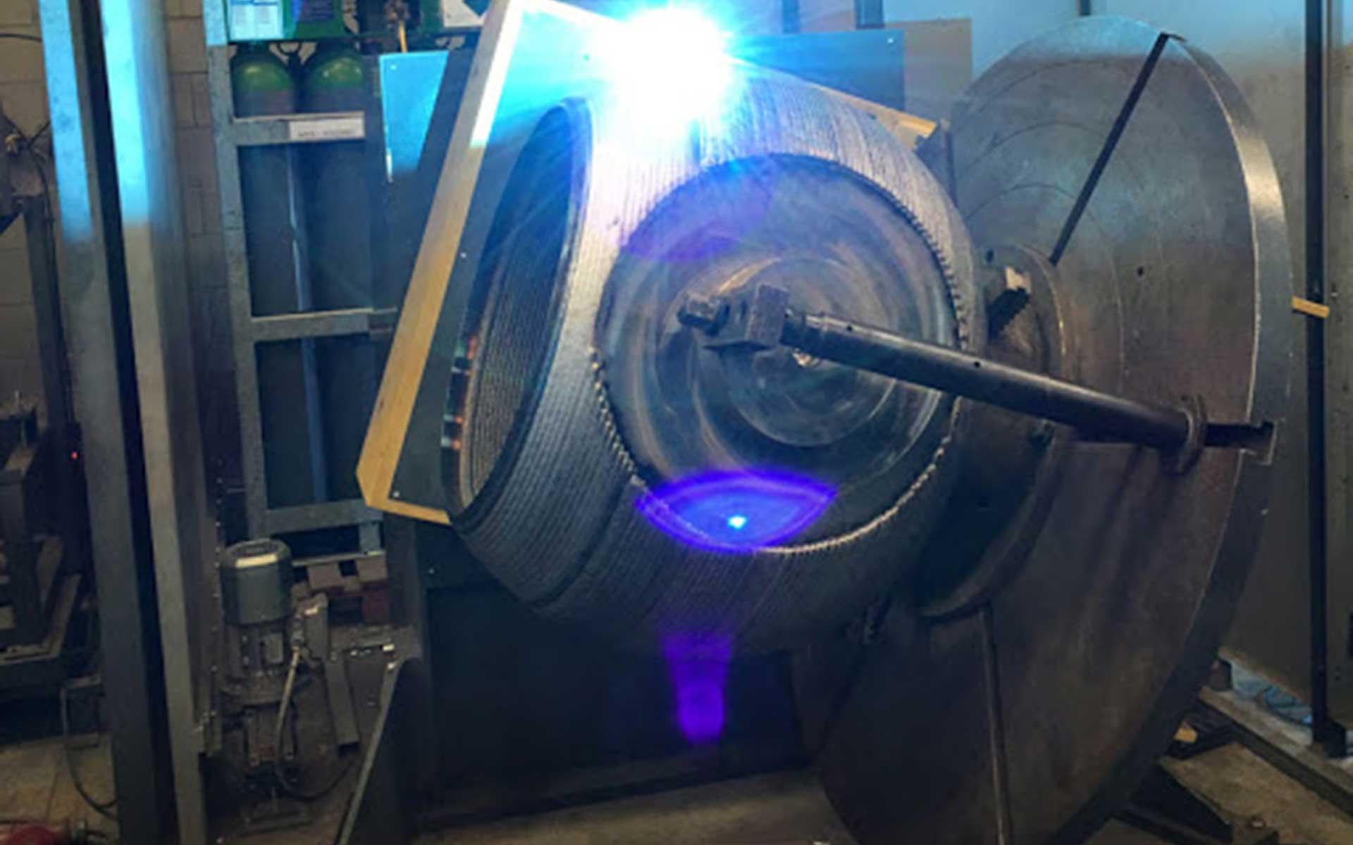 valve-ball-welding